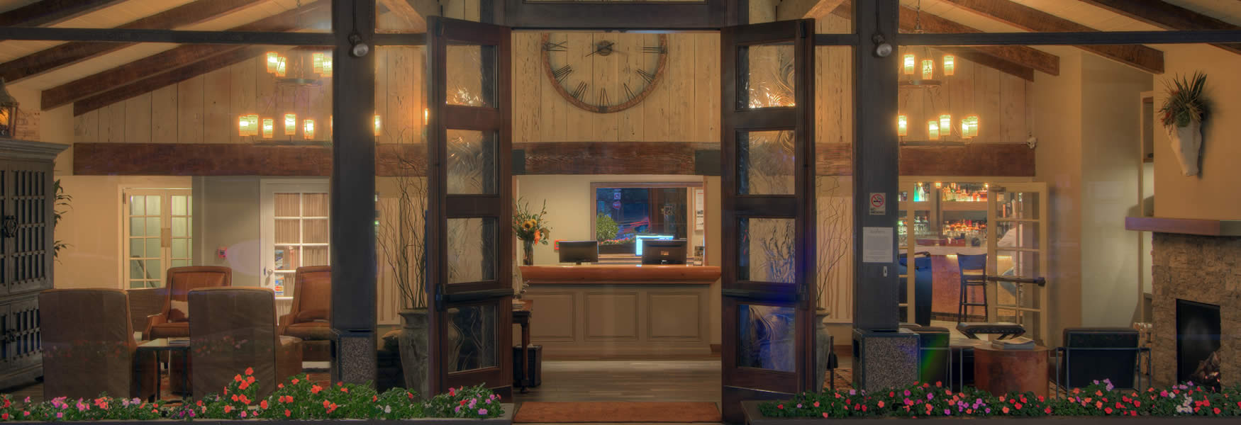 Santa Cruz Hotel | The Inn At Pasatiempo